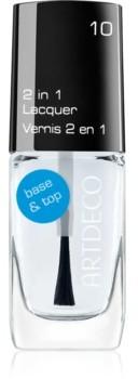 Artdeco Base & Top Coats lakier do paznokci 2 w 1