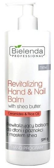 Bielenda Professional Professional Rewitalizujący balsam do dłoni i paznokci 500ml