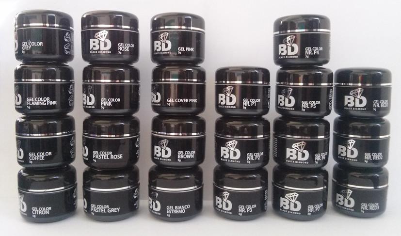 """Black Diamond HYBRID COLOR UV """"11"""" - 15 ml"""
