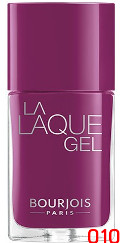 Bourjois Lakier do paznokci La Laque Gel 010 Beach Violet 10ml