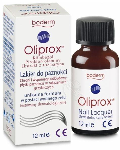 DERMAPROFIL Oliprox lakier do paznokci przeciw grzybicy 12 ml