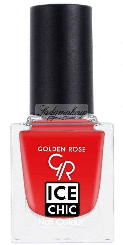 Golden Rose ICE CHIC Nail Colour - Lakier do paznokci - O-ICE - 145 GOLCD16
