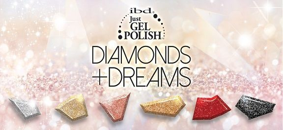 IBD Just Gel Polish DIAMONDS+DREAMS Night Sky 67578
