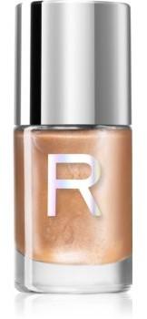 Makeup Revolution Candy Nail lakier do paznokci z perłowym blaskiem odcień Caramel Fancy 10ml