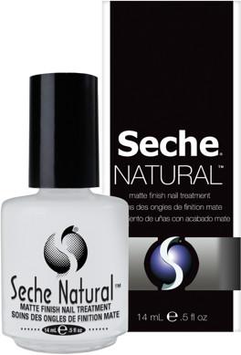 SECHE Natural Matte Finish odżywka 14ml 83184