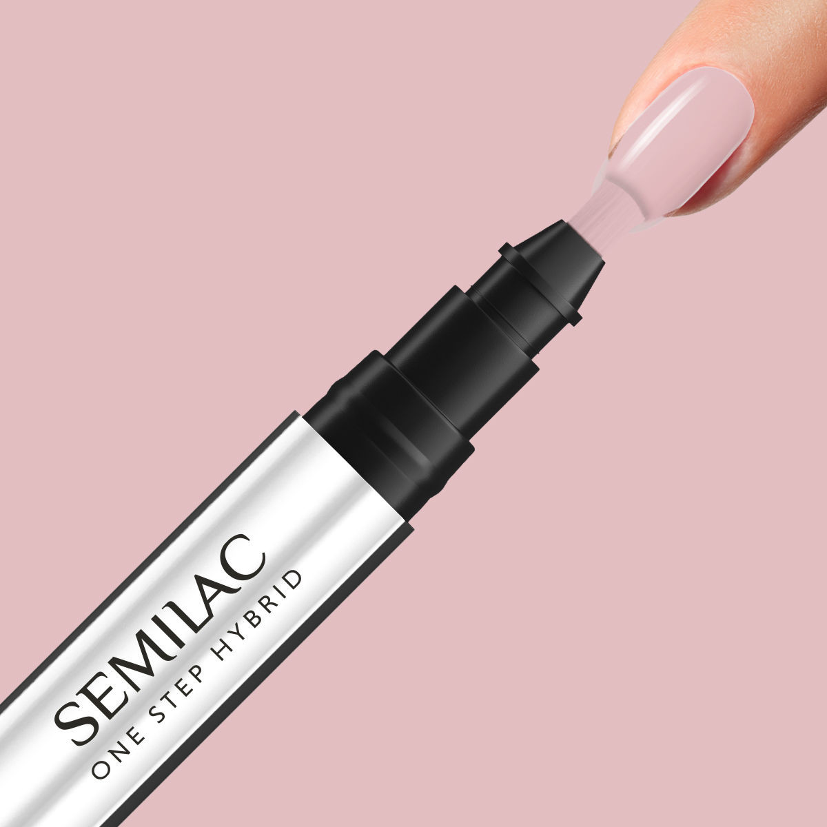 Semilac Semilac One Step Hybrid Nude Beige S220 3ml ZE0503-SOSS220