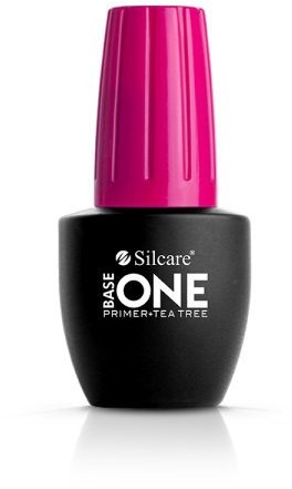 Silcare Base One Primer & Tea Tree Oil 15ml 77871-uniw