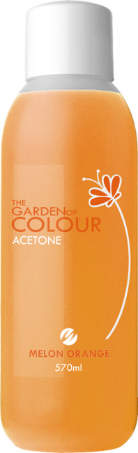 Silcare Garden Of Colour Aceton Melon Orange Aceton zapachowy 570ml 1234592983