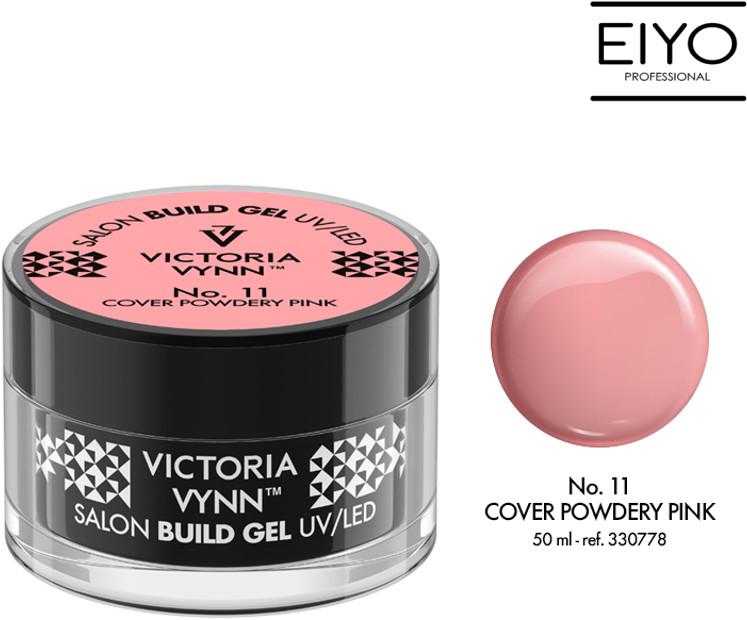 Victoria Vynn Żel budujący Victoria Vynn Cover Powdery Pink No.11 SALON BUILD GEL 50 ml 330778