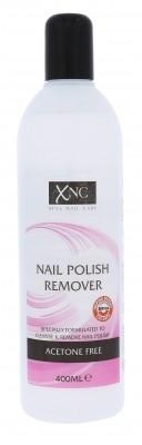 Xpel Xpel Nail Care Acetone Free zmywacz do paznokci 400 ml dla kobiet
