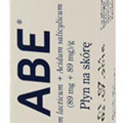 ABE Płyn na odciski 8 g