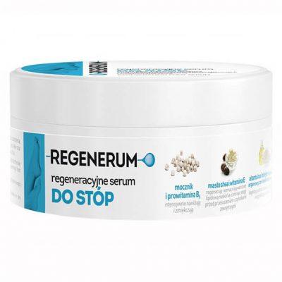 Aflofarm FARMACJA POLSKA SP. Z O.O. REGENERUM Regeneracyjne serum do stóp 125ml