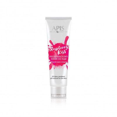 Apis Natural Cosmetics Raspberry Kiss Pielęgnacyjny krem do rąk 100 ml