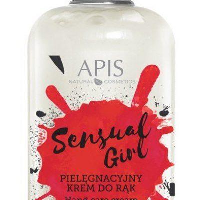 Apis Professional Sensual Girl Pielęgnacyjny krem do rąk, 300ml