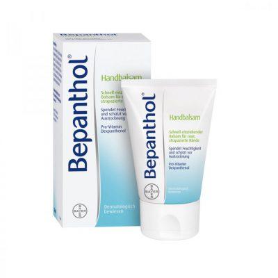 Bayer Bepanthol balsam do rąk Vital GmbH 50 ml