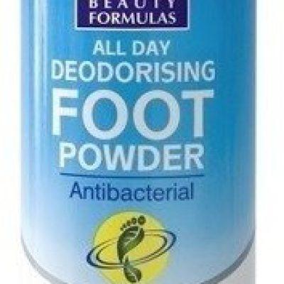 Beauty Formulas All Day Deodorising Foot Powder 100g 87123-uniw