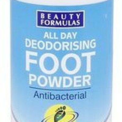 Beauty Formulas Puder do stÓp antybakteryjny 100 ml