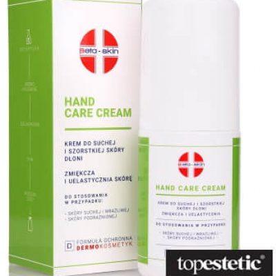 Beta-Skin Hand Care Cream Krem do suchej i szorstkiej skóry dłoni 75 ml