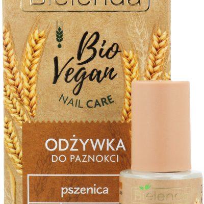 Bielenda Bio Vegan Nail Care Odżywka Do Paznokci Pszenica Chroni I Odżywia 10ml