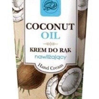 Bielenda Hand Cream COCONUT OIL nawilżający krem do rąk 50ml 46525