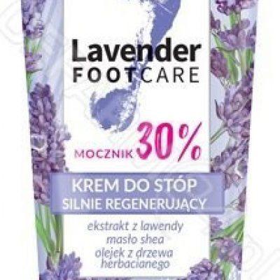 Bielenda Lavender Foot Care Krem Dostóp MOCZNIK30%