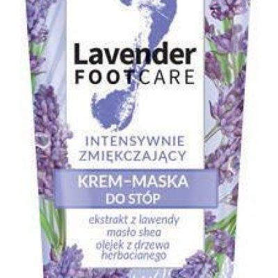 Bielenda Lavender Foot Care - Krem Maska Do Stóp