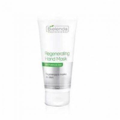 Bielenda PROFESSIONAL_Regenerating Hand Mask Silk Proteins & Urea 175ml 38751-uniw