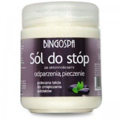 BingoSpa Sól do stóp ze skłonnościami odparzenia, pieczenie