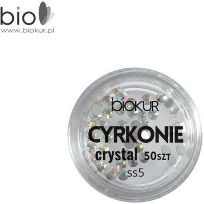 Biokur Cyrkonie BIOKUR Crystal SS5 50 szt