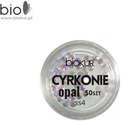 Biokur Cyrkonie BIOKUR Opal SS4 - 50 szt