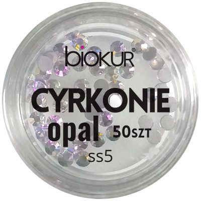 Biokur Cyrkonie BIOKUR Opal SS5 50 szt