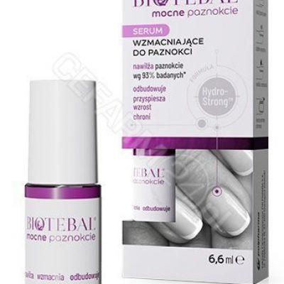 Biotebal Biotebal Mocne Paznokcie Serum do paznokci 6ml