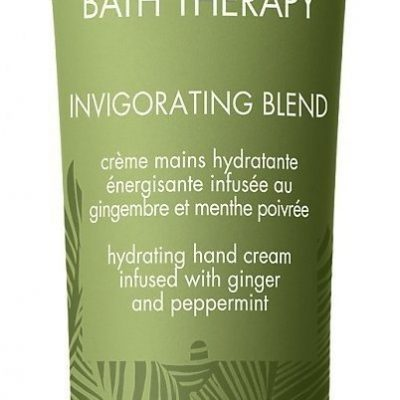 Biotherm Bath Therapy Invigorating Blend Hydrating Hand Cream Ginger & Peppermint 30ml