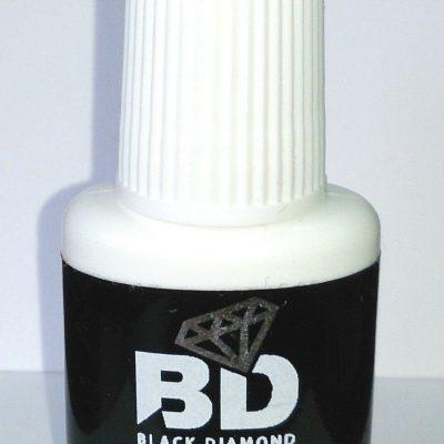 Black Diamond klej do tipsów supermocny z pędzelkiem 7,5 g