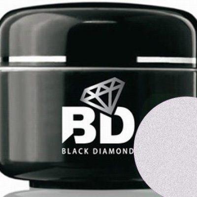 Black Diamond żel kolorowy metallic nr 4 preźroczysty opalizujący 5 ml