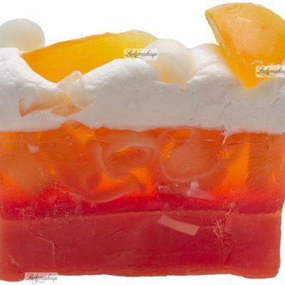 Bomb Cosmetics Handmade Soap with Essential Oils - Whip up a Citrus Storm - Mydło Glicerynowe - POMARAŃCZKA BOMASGCZ