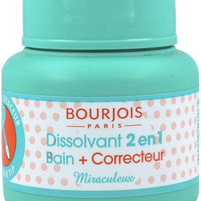 Bourjois Magic 2in1 Dip-in Nail Polish Remover + Corrector Zmywacz Do Paznokci I Skórek Z Aplikatorem 35ml