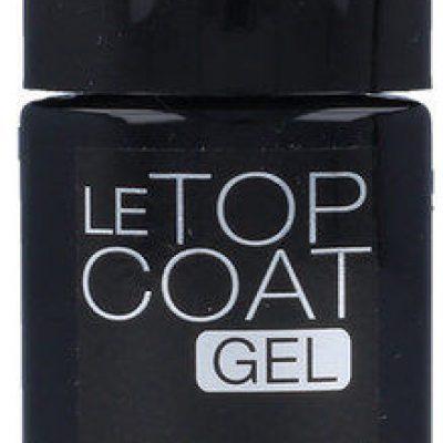 Bourjois Paris Le Top Coat Gel Nail Polish 10ml W Lakier do paznokci