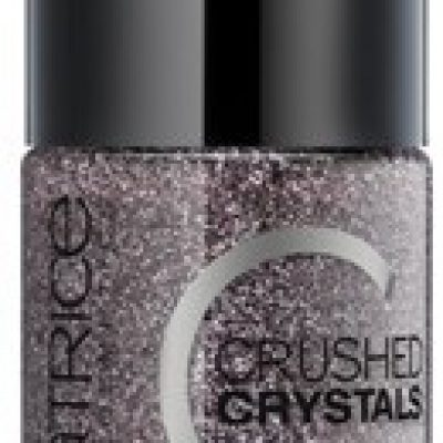 Catrice Cosmetics Crushed Crystal Lakier do paznokci z drobinkami 05 Stardust - 10ml