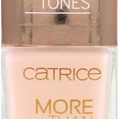 Catrice More Than Nude Nail Polish Lakier Do Paznokci 06 Roses Are Rosy