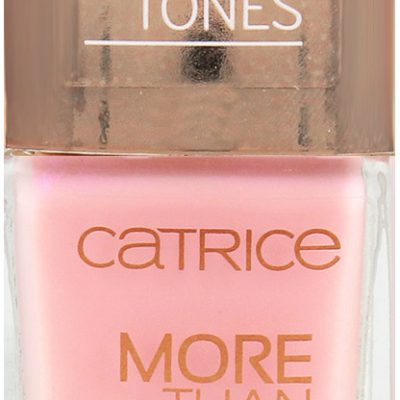 Catrice More Than Nude Nail Polish Lakier Do Paznokci 08 Shine Pink Like A...