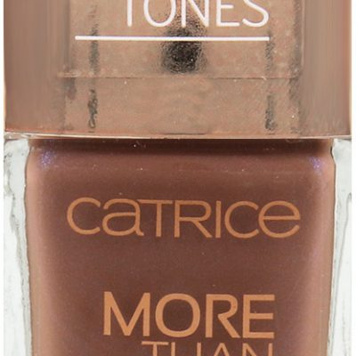 Catrice More Than Nude Nail Polish Lakier Do Paznokci 09 Brownie Not Blondie!