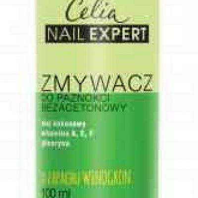 Celia Dax Cosmetics Dax Nail Expert Zmywacz do paznokci bezacetonowy Winogronowy 100ml