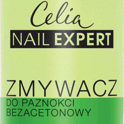 Celia Nail expert Zmywacz do paznokci