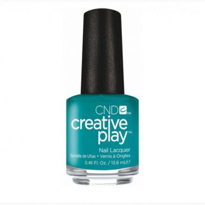 CND CND Creative Play Head Over Teal 13,6 ml 891520
