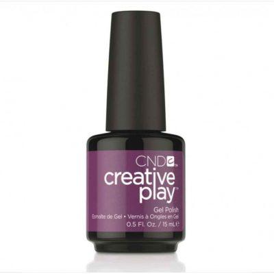 CND CND Gel Creative Play Raisin Eyebrows #444 15ml 991539