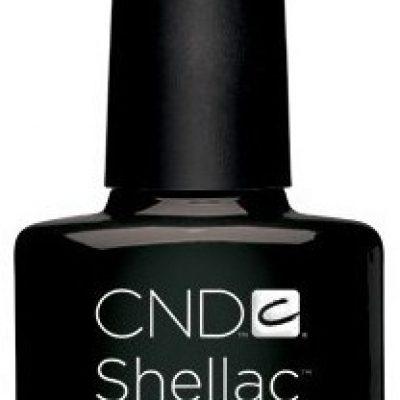 CND CND Shellac Black Pool 557