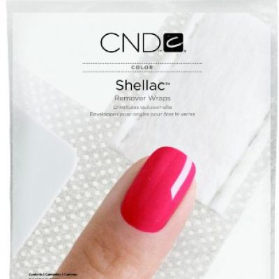 CND CND Shellac Remover Wrap 250 Szt SHEL REMOVER WR 250