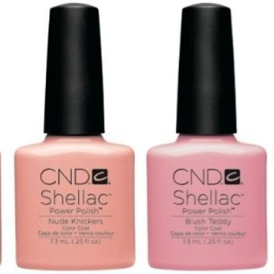 CND CND Shellac Satin Pajamas 3004