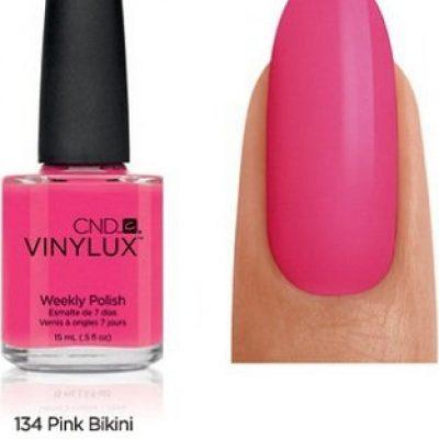 CND VINYLUX lakier 7-dniowy Pink Bikini NR 134